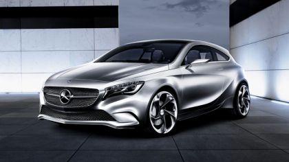 2011 Mercedes-Benz A-klasse concept 4