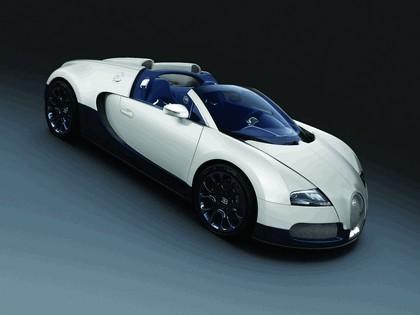 2011 Bugatti Veyron Grand Sport Shanghai Edition 2