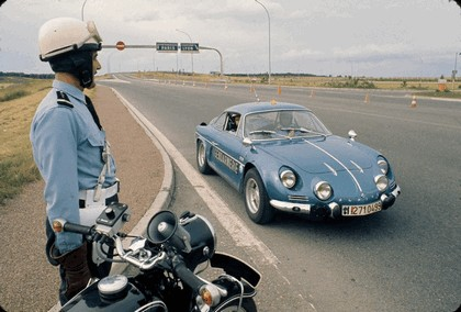 1973 Alpine A110 4