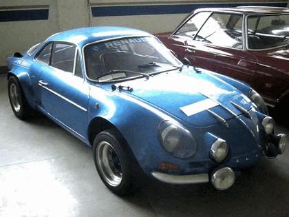 1973 Alpine A110 6