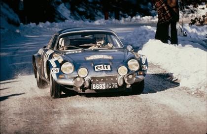 1973 Alpine A110 12