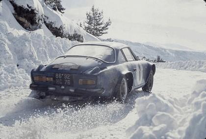 1973 Alpine A110 13