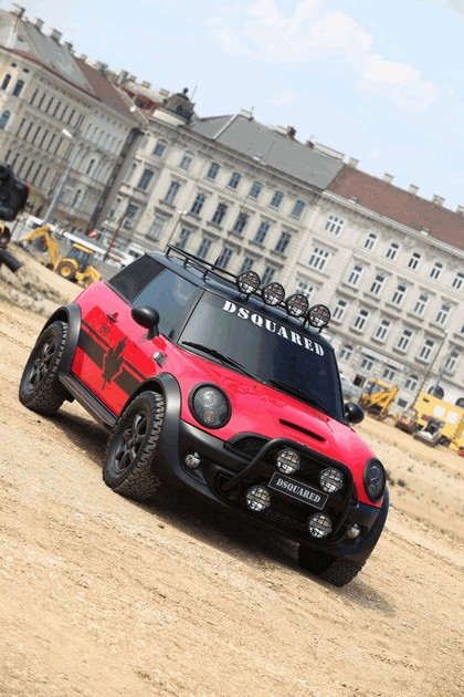 2011 Mini Cooper S Life Ball by Dsquared 3
