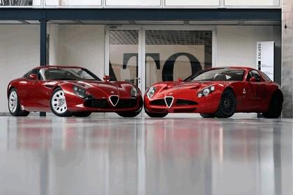 2011 Alfa Romeo TZ3 Stradale by Zagato ( based on Dodge Viper SRT-10 ) 1