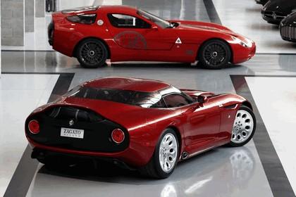 2011 Alfa Romeo TZ3 Stradale by Zagato ( based on Dodge Viper SRT-10 ) 2
