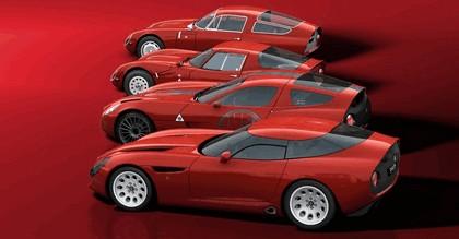 2011 Alfa Romeo TZ3 Stradale by Zagato ( based on Dodge Viper SRT-10 ) 4