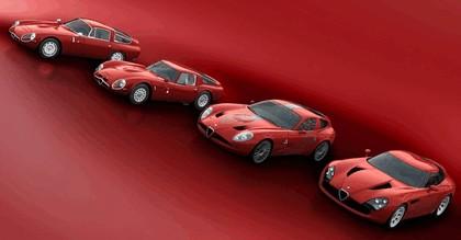 2011 Alfa Romeo TZ3 Stradale by Zagato ( based on Dodge Viper SRT-10 ) 5
