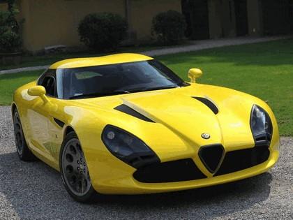 2011 Alfa Romeo TZ3 Stradale by Zagato ( based on Dodge Viper SRT-10 ) 13