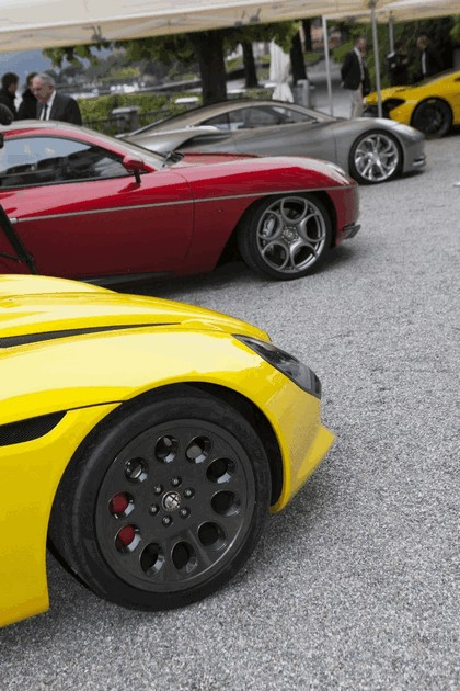 2011 Alfa Romeo TZ3 Stradale by Zagato ( based on Dodge Viper SRT-10 ) 18