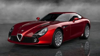 2011 Alfa Romeo TZ3 Stradale by Zagato ( based on Dodge Viper SRT-10 ) 2