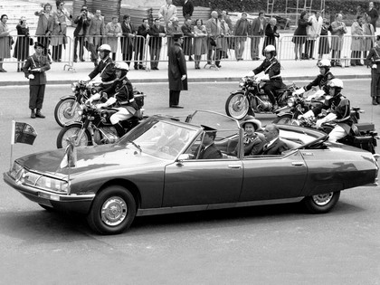 1972 Citroen SM Presidential 1
