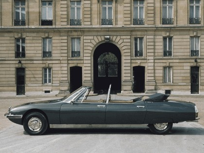 1972 Citroen SM Presidential 2