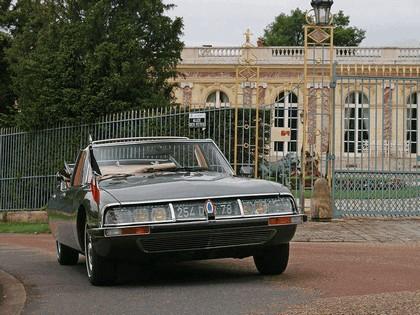 1972 Citroen SM Presidential 3