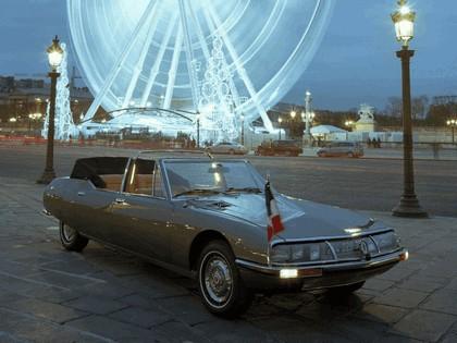 1972 Citroen SM Presidential 4