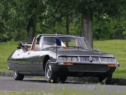 1972 Citroen SM Presidential 7