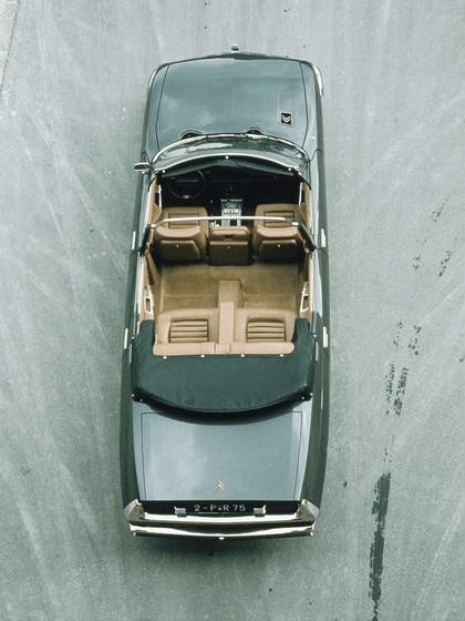 1972 Citroen SM Presidential 18