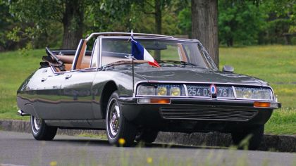 1972 Citroen SM Presidential 8