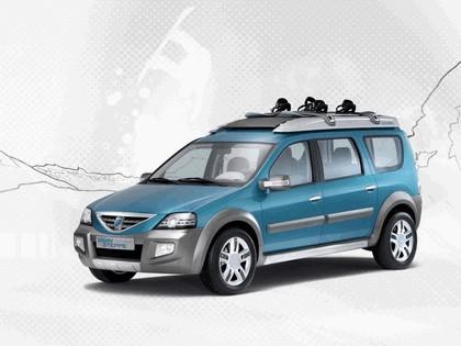 2006 Dacia Logan Steppe concept 1