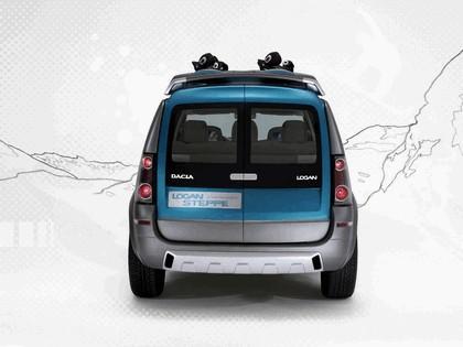 2006 Dacia Logan Steppe concept 4