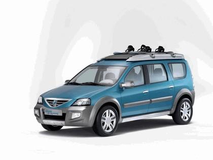 2006 Dacia Logan Steppe concept 5