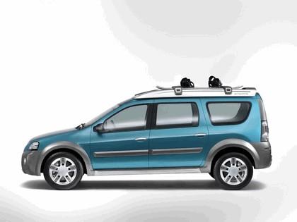 2006 Dacia Logan Steppe concept 7