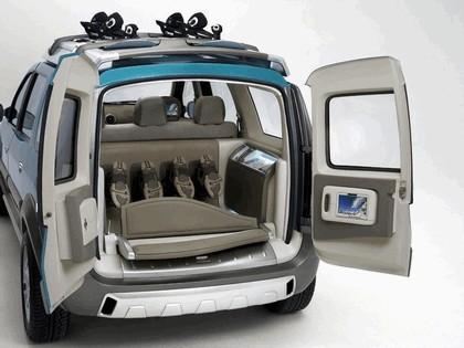 2006 Dacia Logan Steppe concept 9
