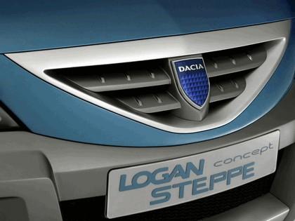 2006 Dacia Logan Steppe concept 10