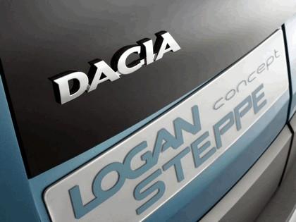 2006 Dacia Logan Steppe concept 11