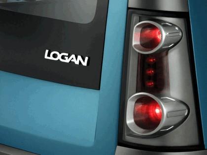 2006 Dacia Logan Steppe concept 12