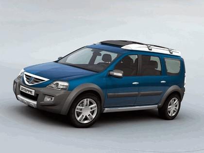 2006 Dacia Logan Steppe concept 28