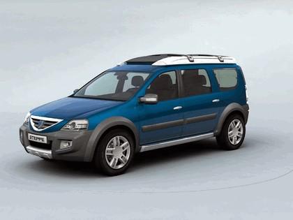 2006 Dacia Logan Steppe concept 29