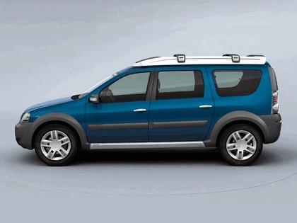 2006 Dacia Logan Steppe concept 30