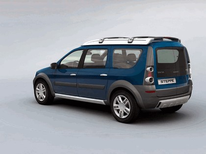 2006 Dacia Logan Steppe concept 31