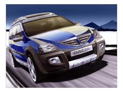 2006 Dacia Logan Steppe concept 32