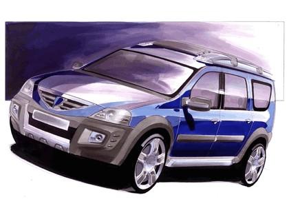 2006 Dacia Logan Steppe concept 33