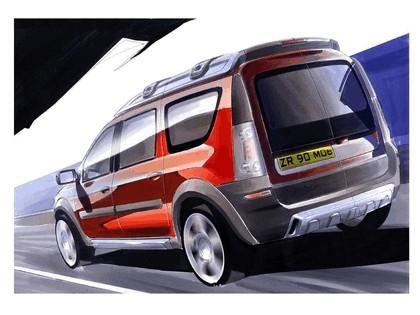 2006 Dacia Logan Steppe concept 34