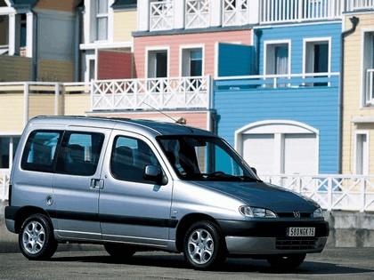 1996 Peugeot Partner 1