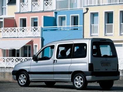 1996 Peugeot Partner 2