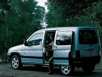 1996 Peugeot Partner 4