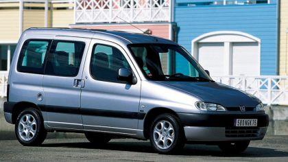 1996 Peugeot Partner 7