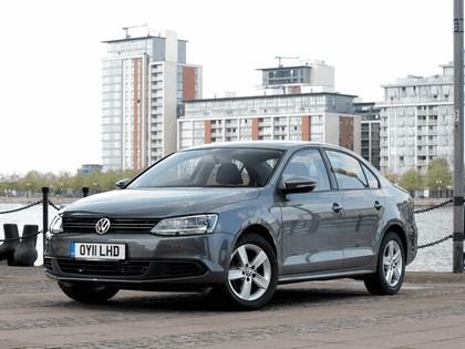 2010 Volkswagen Jetta - UK version 1