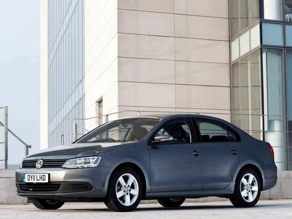 2010 Volkswagen Jetta - UK version 8