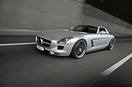 2011 Mercedes-Benz SLS AMG by Vaeth 1