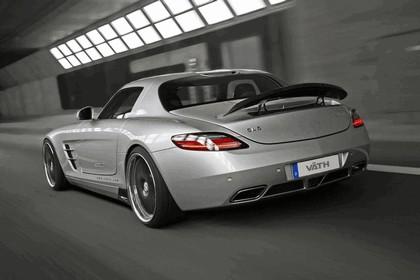 2011 Mercedes-Benz SLS AMG by Vaeth 2