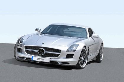 2011 Mercedes-Benz SLS AMG by Vaeth 3