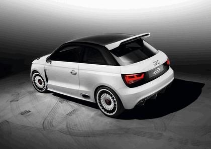 2011 Audi A1 Clubsport Quattro 4
