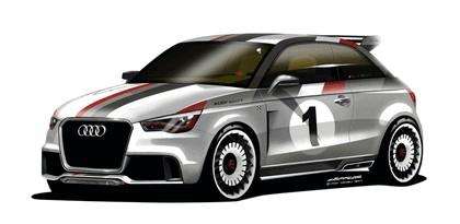 2011 Audi A1 Clubsport Quattro 15