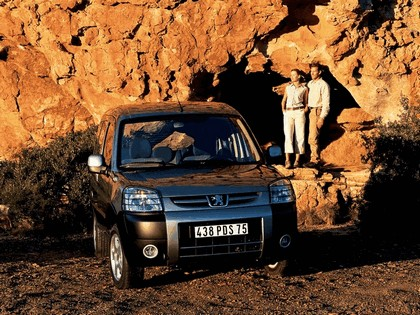 2003 Peugeot Partner 3