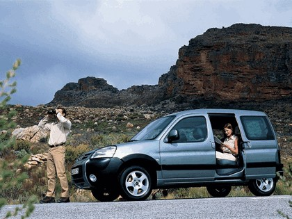 2003 Peugeot Partner 4