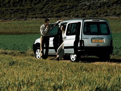 2003 Peugeot Partner 8